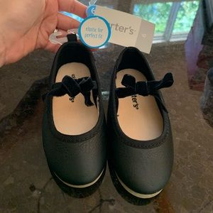 "Toddler size 6 black ""weather"" Mary Jane style"